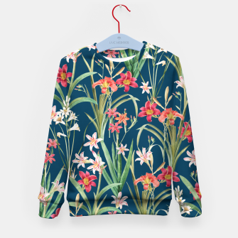 Blossom Botanical Kid's sweater thumbnail image