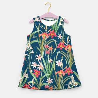 Blossom Botanical Girl's summer dress thumbnail image