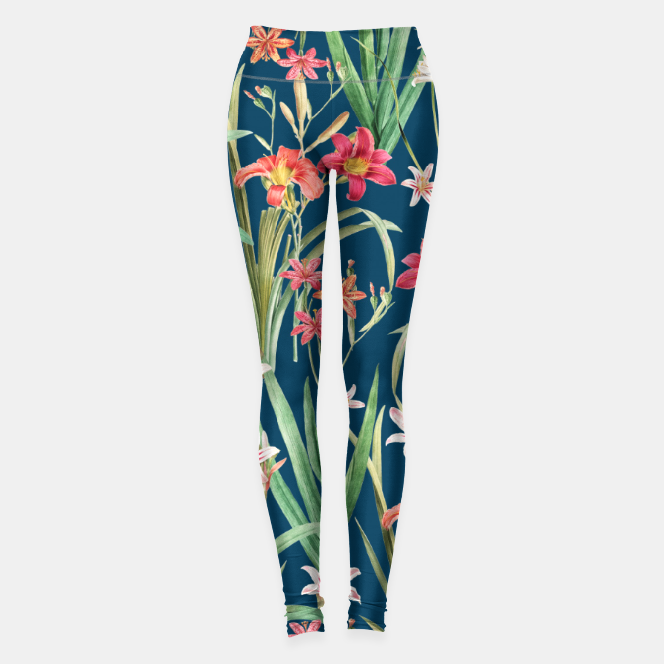 Image of Blossom Botanical Leggings - Live Heroes