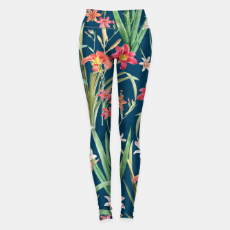 Thumbnail image of Blossom Botanical Leggings, Live Heroes