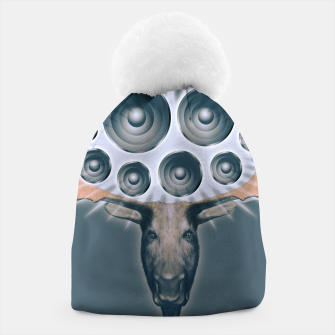 Thumbnail image of Music Moose (Head only) Mütze, Live Heroes