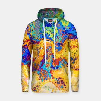 Thumbnail image of Colorful Cells Design Hoodie, Live Heroes