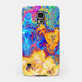 Thumbnail image of Colorful Cells Design Samsung Case, Live Heroes
