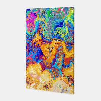 Thumbnail image of Colorful Cells Design Canvas, Live Heroes