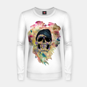 Miniatur Skull Despicable Me Women sweater, Live Heroes