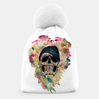 Miniatur Skull Despicable Me Beanie, Live Heroes