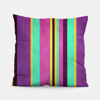 Imagen en miniatura de Lines and Rectangles Pillow, Live Heroes