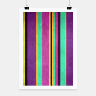 Miniature de image de Lines and Rectangles Poster, Live Heroes