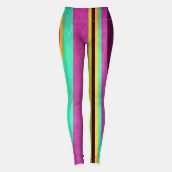 Imagen en miniatura de Lines and Rectangles Leggings, Live Heroes