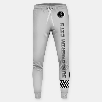 Thumbnail image of SublowGrim City Grey V.2 Tracksuit Bottoms, Live Heroes