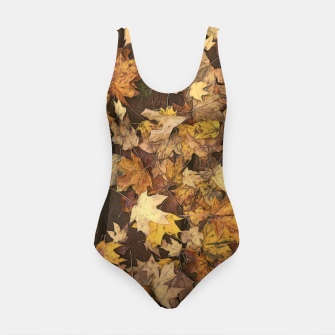 Thumbnail image of Late Fall Leaves 3 Swimsuit, Live Heroes