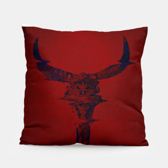 Thumbnail image of Horns Pillow, Live Heroes