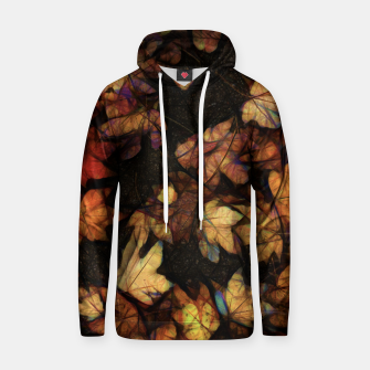 Thumbnail image of Late Fall Leaves 4 Hoodie, Live Heroes