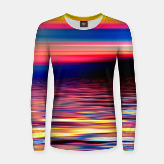 Thumbnail image of SUNRISE Women sweater, Live Heroes