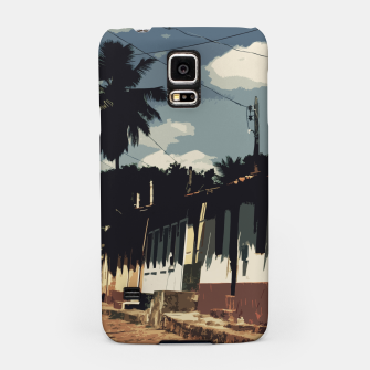 Thumbnail image of Brazil Street Samsung Case, Live Heroes