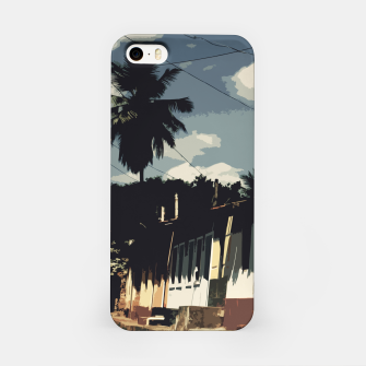 Thumbnail image of Brazil Street iPhone Case, Live Heroes