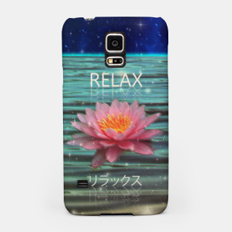 Thumbnail image of Relax... Samsung Case, Live Heroes