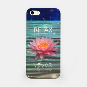 Thumbnail image of Relax... iPhone Case, Live Heroes