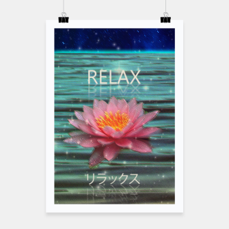 Thumbnail image of Relax... Poster, Live Heroes