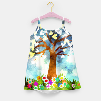 Thumbnail image of LOVETREE Girl's dress, Live Heroes