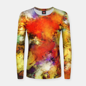 Thumbnail image of Escape velocity Women sweater, Live Heroes