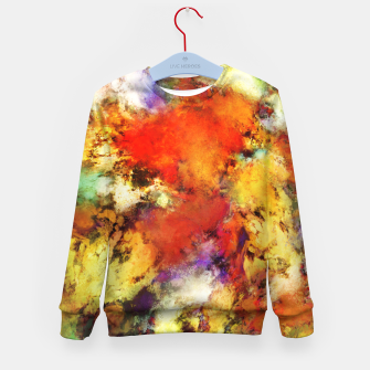 Thumbnail image of Escape velocity Kid's sweater, Live Heroes
