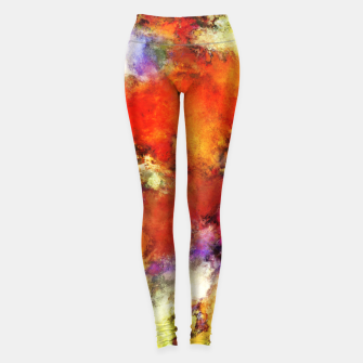 Thumbnail image of Escape velocity Leggings, Live Heroes