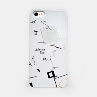 Thumbnail image of technical fiber iPhone Case, Live Heroes