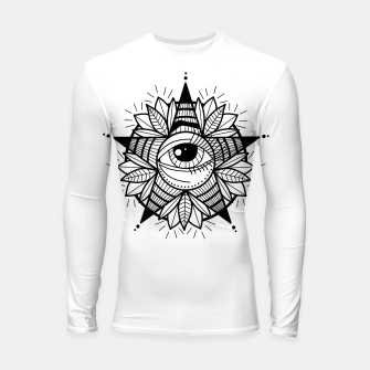 Thumbnail image of WE ARE STARS Longsleeve rashguard, Live Heroes