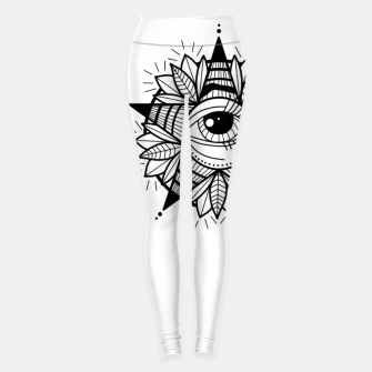 Thumbnail image of WE ARE STARS Leggings, Live Heroes
