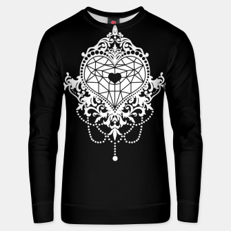 Thumbnail image of RICH BY HEART Sudadera unisex, Live Heroes