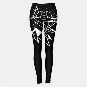 Thumbnail image of SHHHHH....  Leggings, Live Heroes