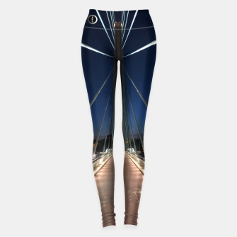 Miniaturka SublowGrim City Siesta V.2 Sports Leggings, Live Heroes