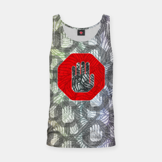 Thumbnail image of STOP Tank Top, Live Heroes