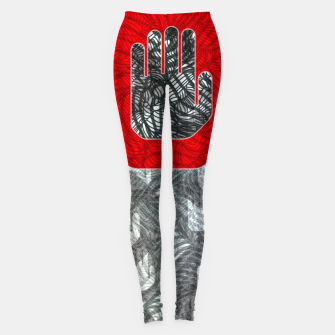 Thumbnail image of STOP Leggings, Live Heroes