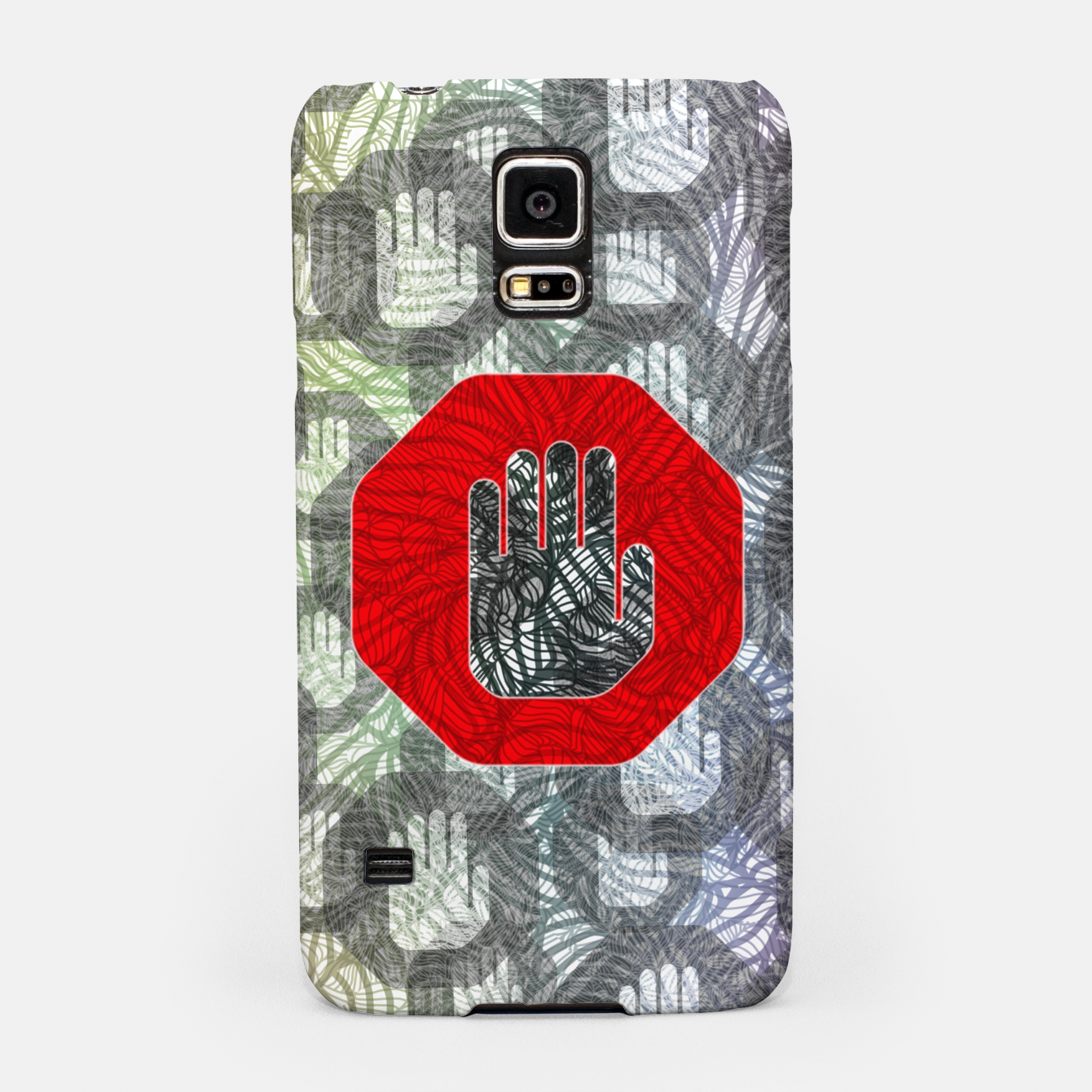 Image of STOP Samsung Case - Live Heroes