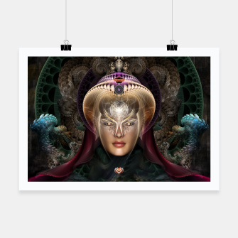 Thumbnail image of Maikia - Mystic Guardian Of Evxlore Poster, Live Heroes