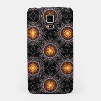 Thumbnail image of Golden Orb Tower Pattern 00120150507220114 Samsung Case, Live Heroes