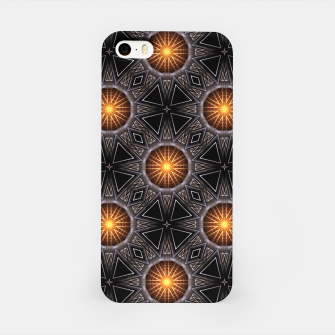 Thumbnail image of Golden Orb Tower Pattern 00120150507220114 iPhone Case, Live Heroes