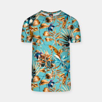 Thumbnail image of Pattern botanical exotic - 02 Camiseta, Live Heroes