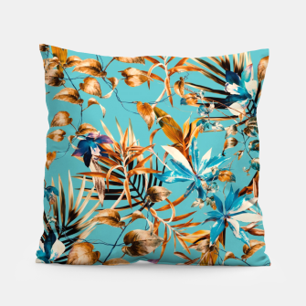Thumbnail image of Pattern botanical exotic - 02 Almohada, Live Heroes