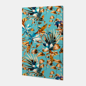 Thumbnail image of Pattern botanical exotic - 02 Canvas, Live Heroes