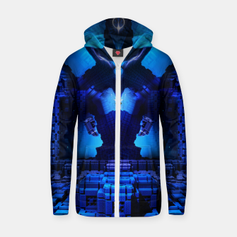 Thumbnail image of The Chamber Of Talidos Zip up hoodie, Live Heroes