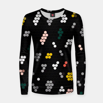 Thumbnail image of SAHARASTREET-SS175 Women sweater, Live Heroes