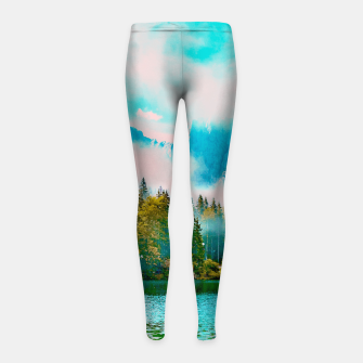 Destiny Girl's leggings thumbnail image