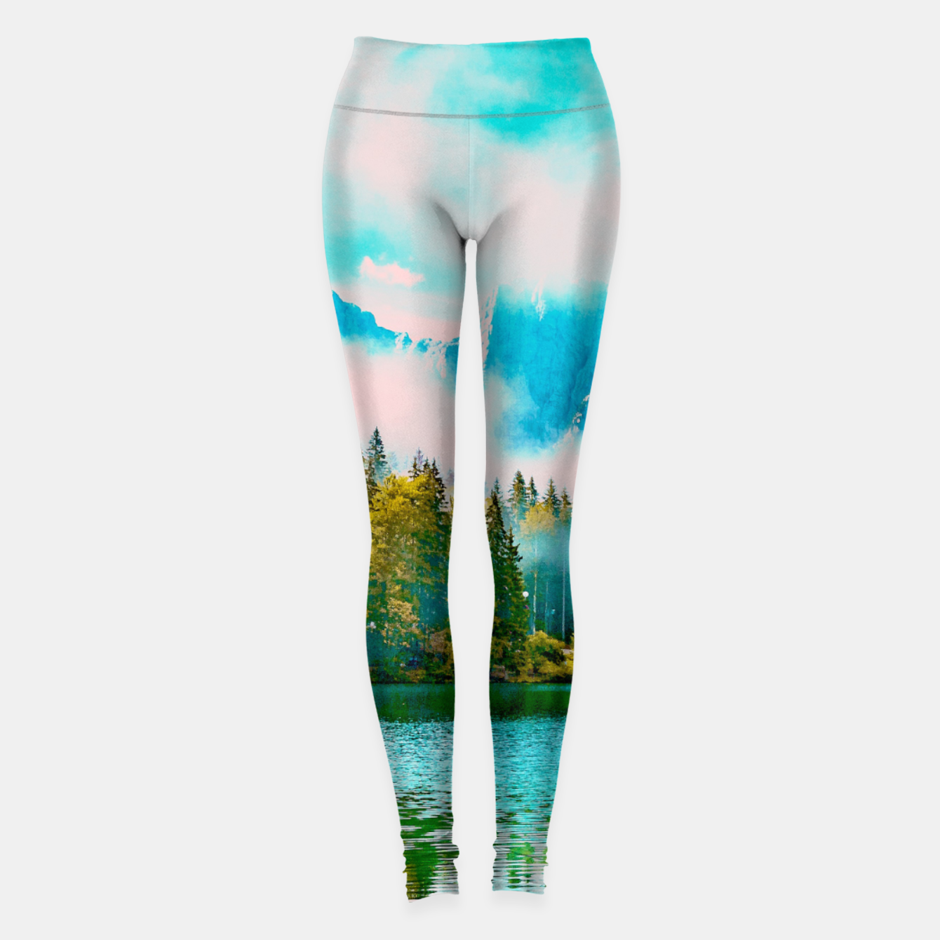 Image of Destiny Leggings - Live Heroes