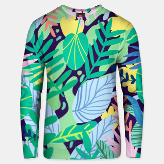 Thumbnail image of Wild Garden Unisex sweater, Live Heroes