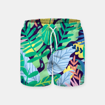 Thumbnail image of Wild Garden Swim Shorts, Live Heroes