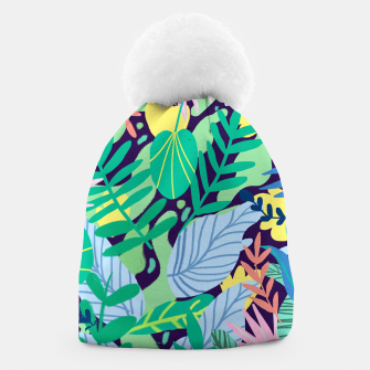 Thumbnail image of Wild Garden Beanie, Live Heroes