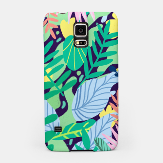 Thumbnail image of Wild Garden Samsung Case, Live Heroes